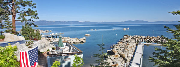 Nevada Lakefront Propt Lake Tahoe Real Estate