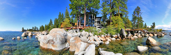 Lakefront Propt Nevada Lake Tahoe Real Estate