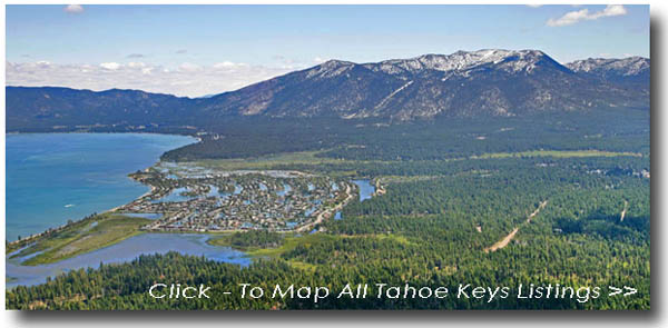 Tahoe Keys Real Estate Lakefront Homes South Lake Tahoe Real Estate