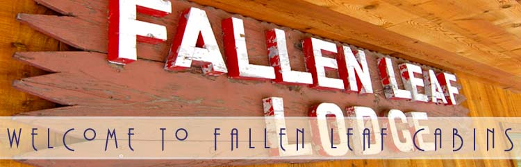 Fallen Leaf Lake Cabins Fallen Leaf Lake Tahoe Ca California Cabins Real Estate Rentals Subscriber Login